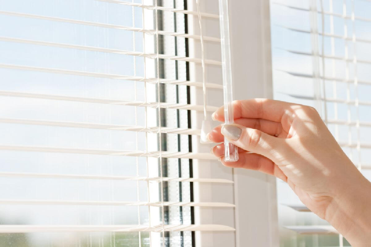 uPVC Window Blinds Suffolk
